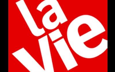 """On parle du GREP dans le magazine """"la Vie"""""""